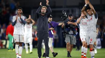 A Liverpool három kontrával hozta a kötelezőt