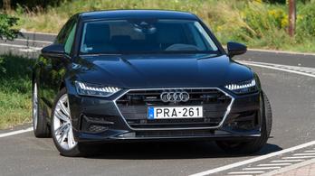 Teszt: Audi A7 Sportback 55 TFSI - 2018.