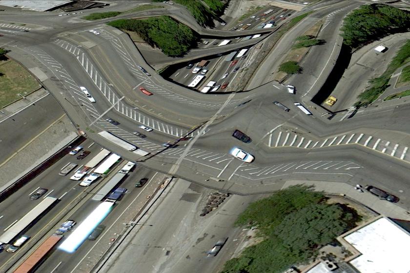 Vicces hibát produkált a Google Earth: még szerencse, hogy valaki kiszúrta