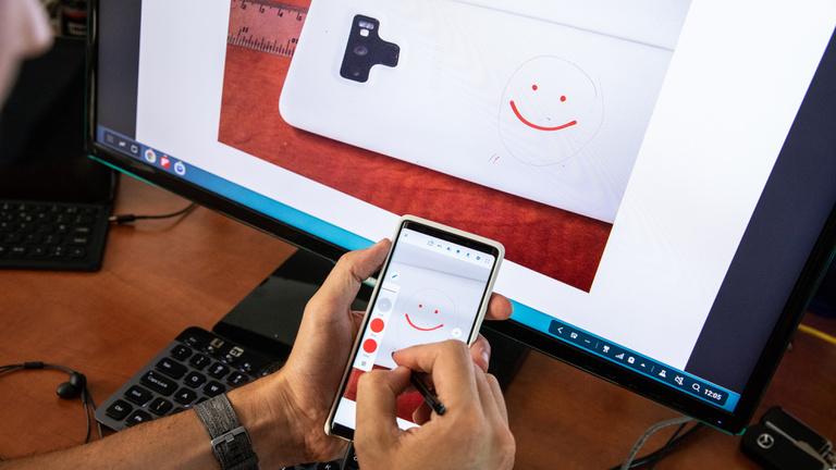 Munkából jeles a Galaxy Note 9