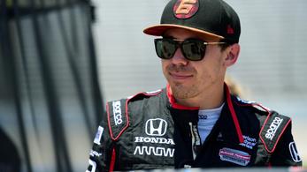 Eltört a gerince, a gerincvelője is sérült az IndyCar-pilóta Wickensnek