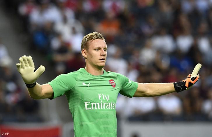 Bernd Leno, az Arsenal új kapusa