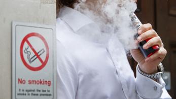 Az e-cigaretta is okozhat szájrákot
