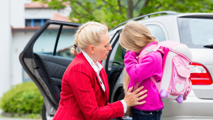 Így támogasd a gyereket, ha szorong az iskola miatt