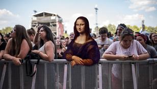 Odavagyunk a Szigeten fesztiválozó Mona Lisáért