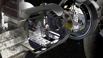 Már meg is tervezték, milyen járművel küldenének embert a Marsra