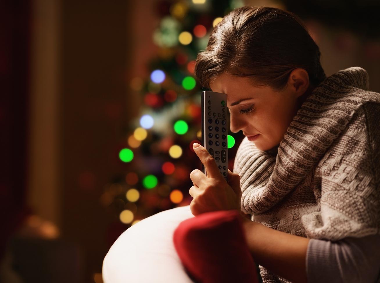 karácsonyi-depresszió