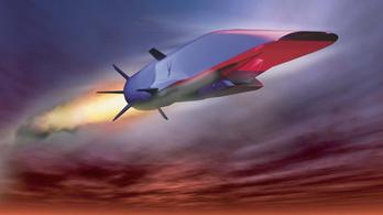 Hiperszonikus fegyverrendszert tervez az amerikai légierő