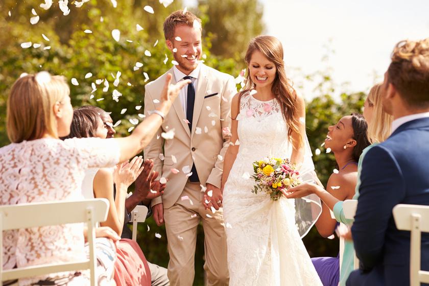 Az esküvőszervező mindig tudja, boldog lesz-e a házasság - Viselkedésükből látja a pár jövőjét
