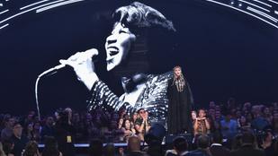 Madonna azt mondja, ő nem is megemlékezni akart Aretha Franklinről