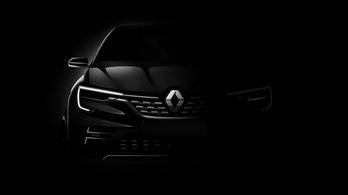 Kiderült, hogy hívják a Renault terep-kupét