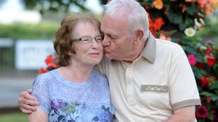 60 évvel a szakításuk után véletlenül találkoztak, most összeházasodnak
