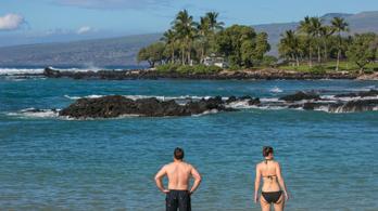 Durva hurrikán közeledik Hawaii partjaihoz