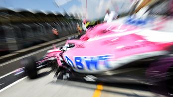 Veszélyben a Force India hétvégi indulása