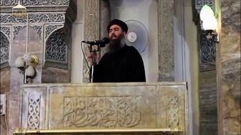 Hónapok után újra üzenhetett az Iszlám Állam vezetője