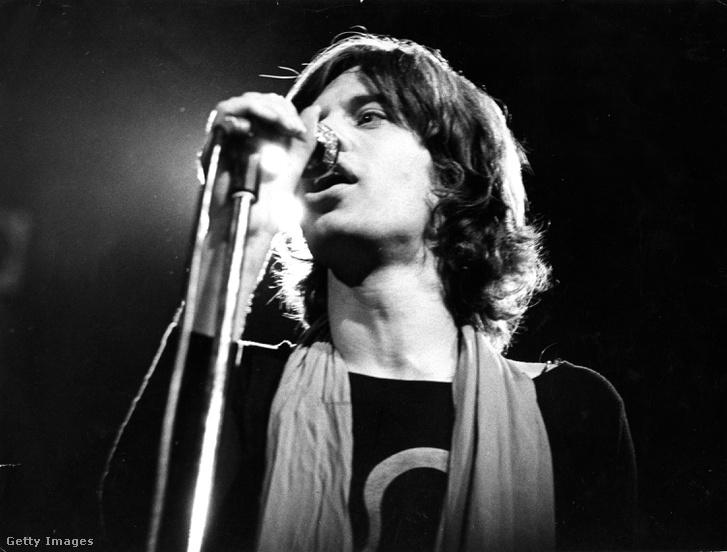Mick Jagger (1969)