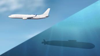 Rövidesen kommunikálhatnak a tengeralattjárók a repülőkkel