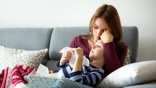 Így erősítsd meg a gyerek immunrendszerét az ősz előtt!