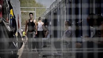 Hamarosan sokan nem kapnak enni a déli határon lévő tranzitzónában