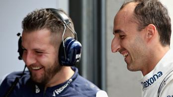 Kubica egy hét múlva versenyezhet a Force India-kavarodás végén