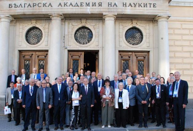 ALLEA küldöttek Szófiában 2018. május 17-én.