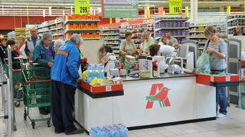 Három új áruházat nyit idén az Auchan