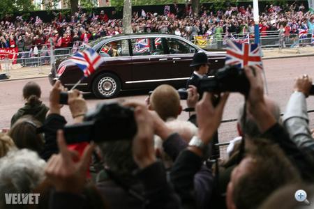 Vilmos herceg elindult az esküvőre