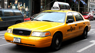 New York – Los Angeles taxival