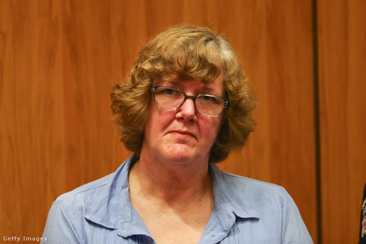 Helen Milner a bíróság előtt