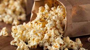 36 óra alatt 40 ezer liter popcornt halásznak ki a Balti tengerből