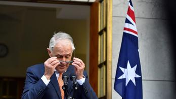 Megbukott az ausztrál kormányfő, megválasztották utódját