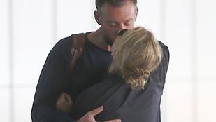 Jaj, de nagy a szerelem Jennifer Lawrence és az új pasija között!