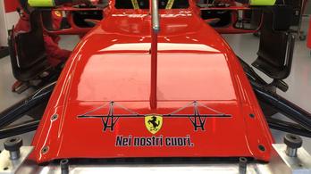 A Ferrarié a péntek, ütik a Mercit Belgiumban