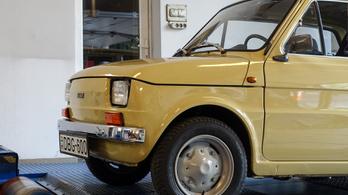 Totalcar Erőmérő: Polski Fiat 126p