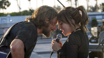 Bradley Cooper rendesen betojt, amikor Lady Gagával kellett énekelnie élőben