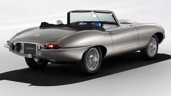 A Jaguar tényleg sorozatgyártani fogja a villanyos E-Type-ot