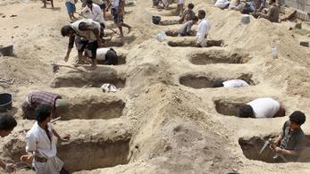 22 gyereket ölt meg a szaúdi légicsapás Jemenben