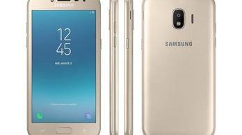 Olcsó Android Go telefont jelentett be a Samsung