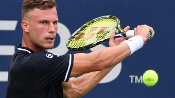Fucsovics Márton a Facebookon fakadt ki a tenisz szövetségre