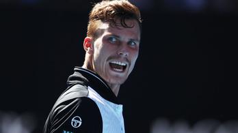 Nem érti Fucsovics kifakadását a Davis-kupa-kapitány