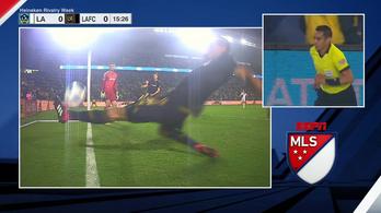 Zlatan videóbírózás után egy gólra az 500-tól