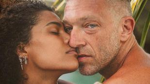 Vincent Cassel feleségül vette 30 évvel fiatalabb barátnőjét