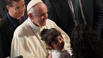A pápa is szégyelli az egyház tétlenségét a pedofil bűntények feltárásában
