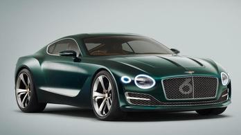 A Bentley nem készít újabb sportkocsit