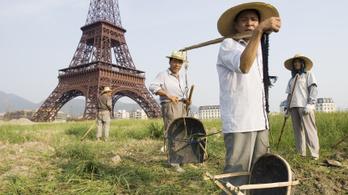 Csúcson a francia turizmus, a kínaiak rákaptak Párizsra
