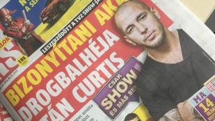 Gyorshír: Curtis leszerződött a TV2-vel
