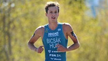 Top 10-be került egy magyar triatlonista a világbajnoki futamon