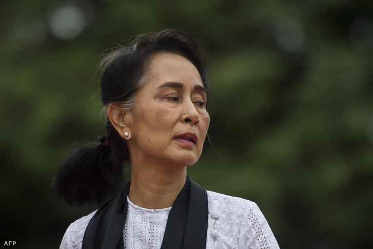 Aung Szán Szú Csí