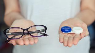 Így öl meg a kontaktlencséd. Nem, nem a szemeddel kezdi!