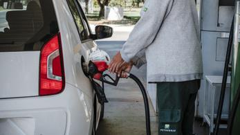 Emelkedik a gázolaj ára pénteken